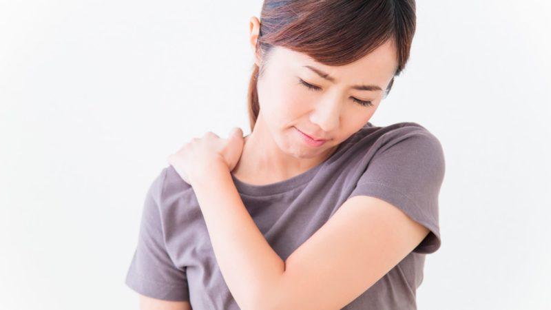 頚(首)、肩が原因の場合